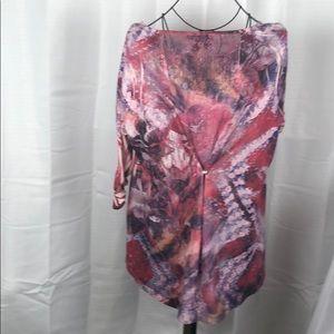 Studio Y Tops - Style & Co Women's 1X Blouse
